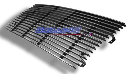 APS Compatible with 1987-1991 Ford Bronco F-Series Pickup Main Upper Billet Grille Insert F85009A