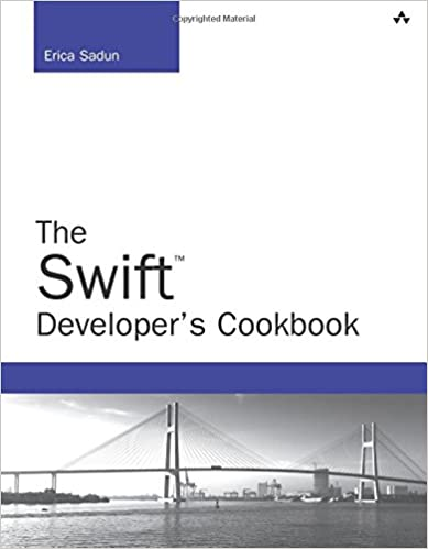 The Swift Developer's Cookbook (includes Content Update