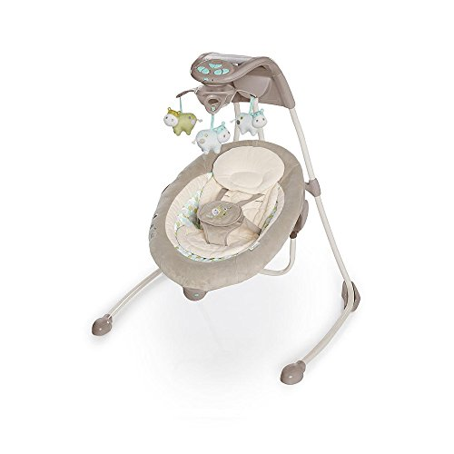 Ingenuity InLighten Cradling Swing - Emerson by Ingenuity