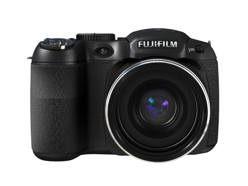Fujifilm FinePix S1800 12.2 MP Digital Camera with 18x Wide