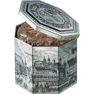 Haeberlein Metzger Silberdose Gingerbreads in Gift Tin Box 500g