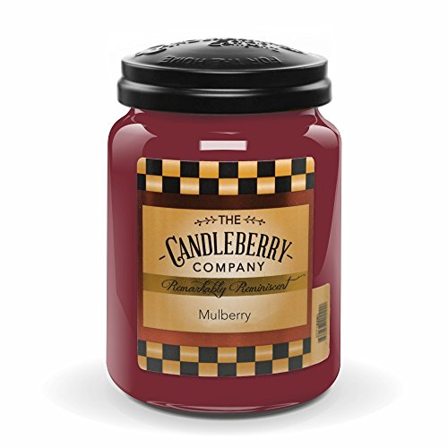 Candleberry Mulberry 26oz. Jar ()