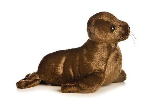 - Aurora Plush Flopsies California Sea Lion 8