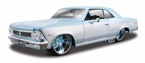 Maisto AS 1966 Chevrolet Chevelle SS - Maisto Custom Shop