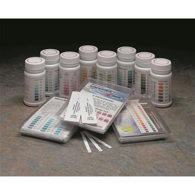 Lead Soil Check Test Strips, 0-400 ppm, 5 Tests
