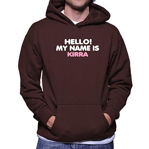 Teeburon Hello! My name is Kirra Hoodie - Kirra Hoodie