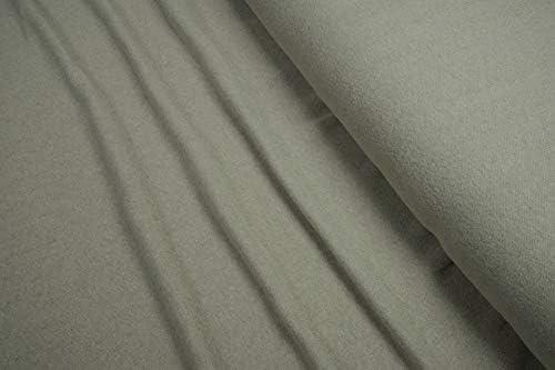 Mollipolli Bene - Tela de Punto (algodón, 0,5 m), Color Beige ...