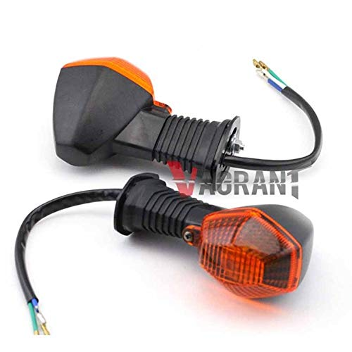 12V Front//Rear Amber Turn Signal Indicator Assy For Suzuki DRZ400S 400SM