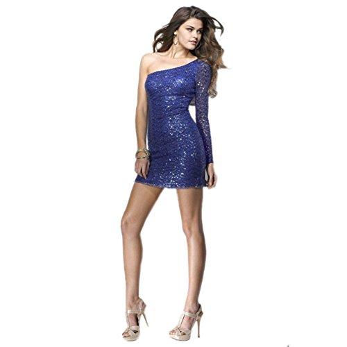 JBZYM VD77799C1 Sequins High Waist Women Dresses - Size S