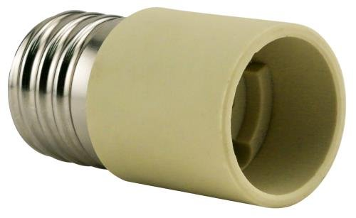 Lighting Components LEC E39 Mogul to PGZX Socket Adapter for CMH