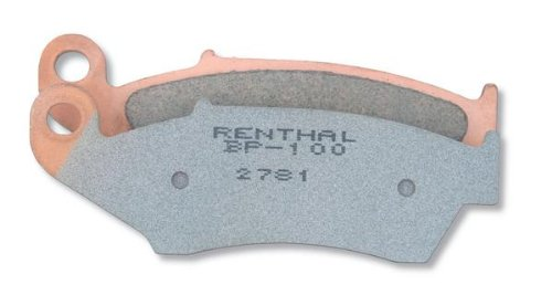 Ktm 250 Exc Race (Renthal RC1 Works Rear Brake Pads for KTM EXC/SX/SXF)