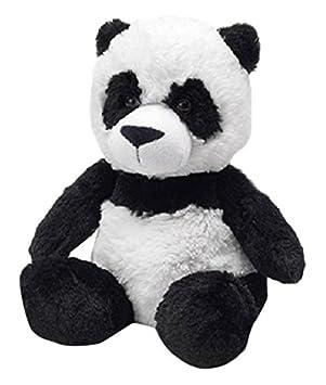 6fa96b4be0dfe Cozy Plush Panda Heatable Soft Toy  Amazon.co.uk  Toys   Games