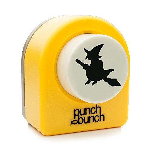 [Punch Bunch Large Punch, Witch] (Witch Cutouts)