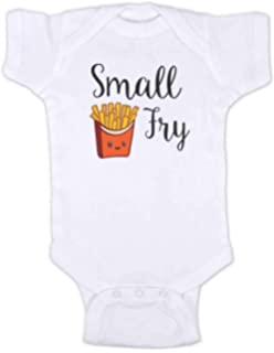 2f80f5398 Hello Handmade Small Fry - French Fries Funny Pregnancy Reveal Shower Gift  Surprise Parents Grandparents
