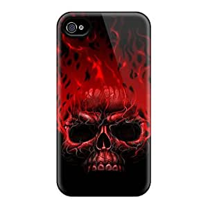 Free Walking Case Cover For Iphone 4/4s Ultra Slim Case Cover