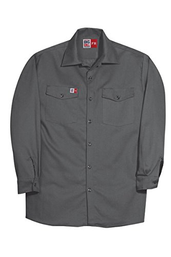 Big Bill TX231US7-CHA-S-R FR Shirt, Industrial Economy Wo...
