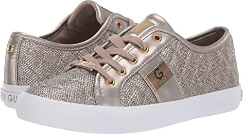 G By Guess Backer2 Women's Lace-Up Sneakers Shoes (10, ()