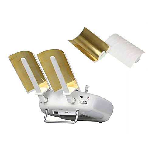 Copper Parabolic Antenna Signal Range Booster for DJI - Phantom 2 Wifi Booster
