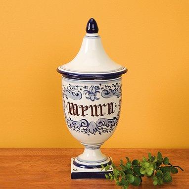 HCL Menta Apothecary Jar