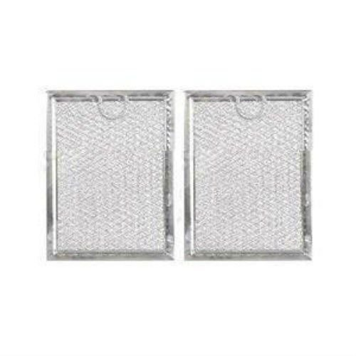 (O&HP) (2-PACK) Microwave Grease Filter for GE fits( WB6X486 WB06X10125 AF4271) G-5798