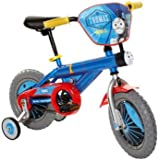 Thomas The Train Boy's Bike, 12-Inch, Blue/Red/Yellow