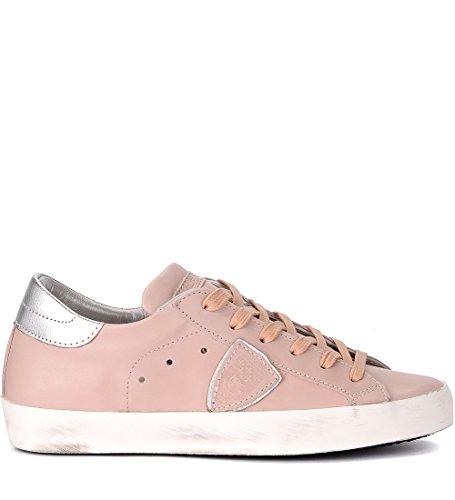 Rosa Y Paris Plata De Piel Model Philippe Sneaker xwqBCC