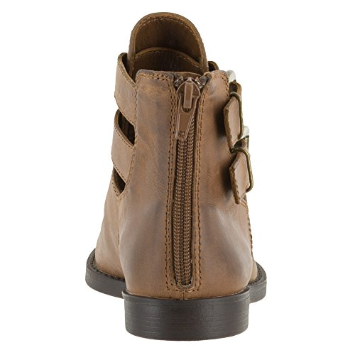 Bella Vita mujer Ramona Ankle Bootie Camel Burnished