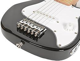 ts-ideen Guitarra Eléctrica con Amplificador Funda y Correo 4 - 8 ...