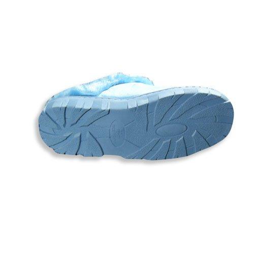 Tru-fit - Femme Mule Slide Bleu