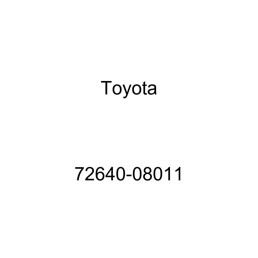 TOYOTA 72640-08011 Seat Adjuster Assembly Inner
