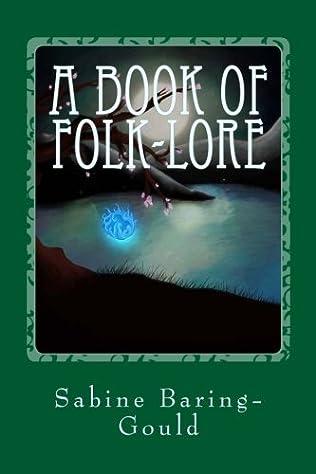book cover of A Book Of Folk-Lore