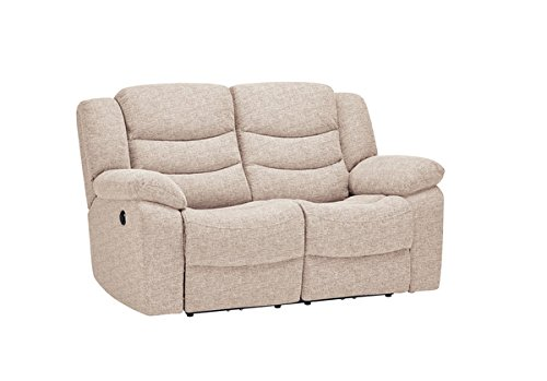 Outstanding Oak Furniture Land Grayson 2 Seater Electric Recliner Sofa Pabps2019 Chair Design Images Pabps2019Com