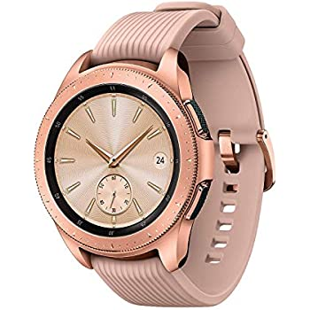 Amazon.com: Samsung Galaxy Smartwatch (42mm) Rose Gold ...