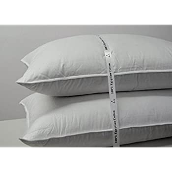 Amazon Com Royal Hotel S Down Pillow 500 Thread Count