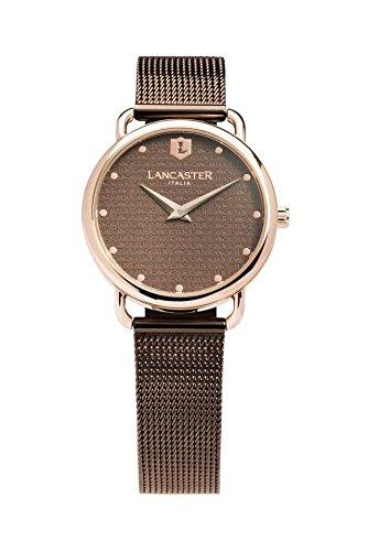 d7d6cee2a0e3 Reloj - Lancaster Italia - para Mujer - OLA0683MB RG MR  Amazon.es  Relojes
