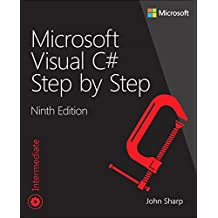 Microsoft Visual C# Step by Step (9th Edition)