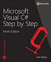 Microsoft Visual C# Step by Step, 9th Edition Front Cover