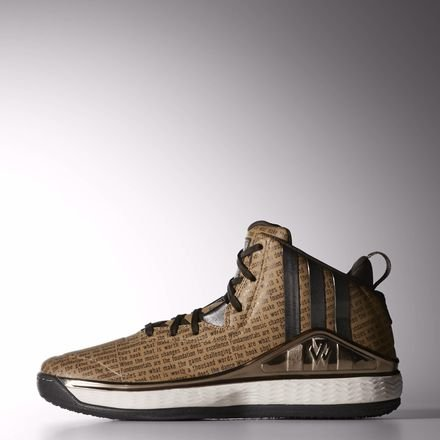 Adidas Basket J da parete BHM Abdul Jabbar speciale pizzo stivali