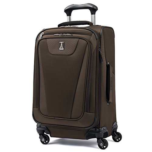 Travelpro Maxlite 4 Expandable 21 Inch Spinner Suitcase (Mocha) by Travelpro