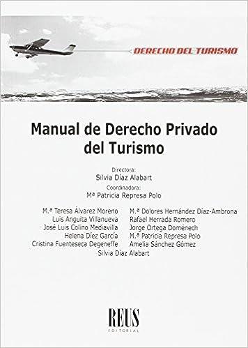 Manual de Derecho privado del turismo Derecho del turismo ...