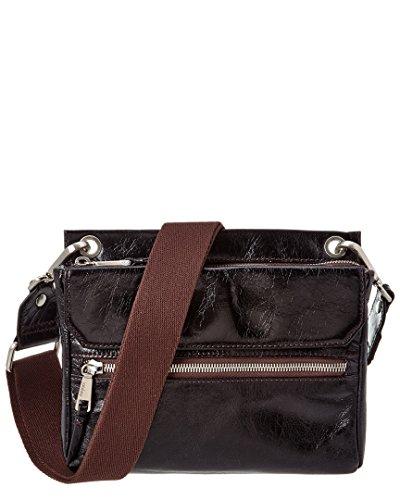 [HOBO Vintage Ashton Handbag Cross Body, Black, One Size] (Hobo Purses)