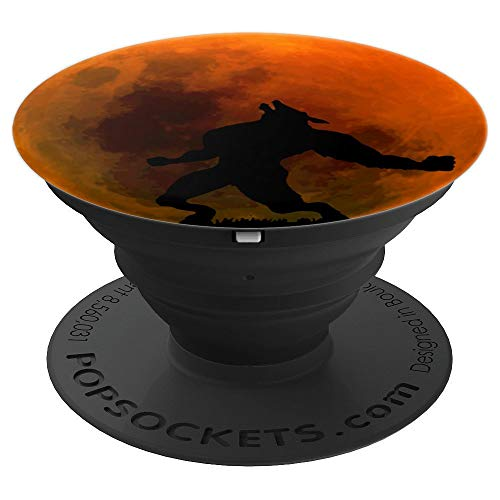 (PopSockets: Collapsible Grip & Stand for Phones - WereWolf - PopSockets Grip and Stand for Phones and)