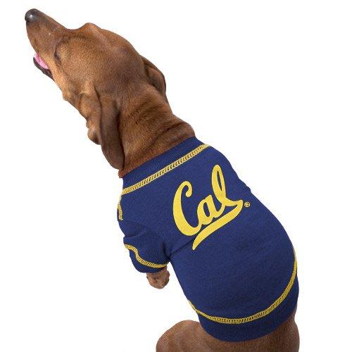Cal Golden Bears Dog T-shirt