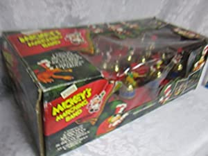Amazon.com: 1994 Mr. Christmas Mickey's Marching Band Disney ...