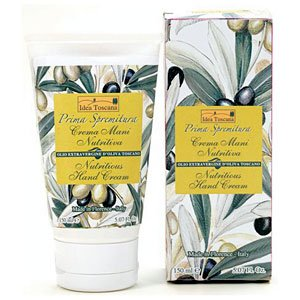 Prima Spremitura Organic Extra Virgin Olive Oil Hand & Nail Cream (5 oz)
