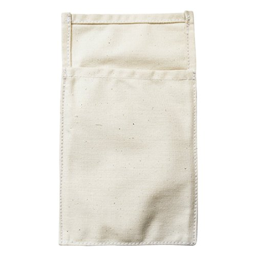 Durable Canvas Ice Bag Handmade by Hide and Drink
