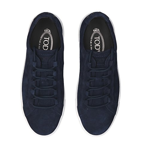 Pelle Uomo Nero XXM56A0V430RE09998 Tods Sneakers OfSqwxz