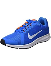 Nike Australia Downshifter 8 Boys Running Shoes, Black/White-Anthracite