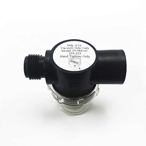 SHURFLO 255-313 1/2 Twist-On Pipe Strainer