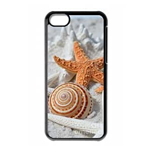 Starfish CUSTOM Cell Phone Case for iPhone 5C LMc-51577 at LaiMc